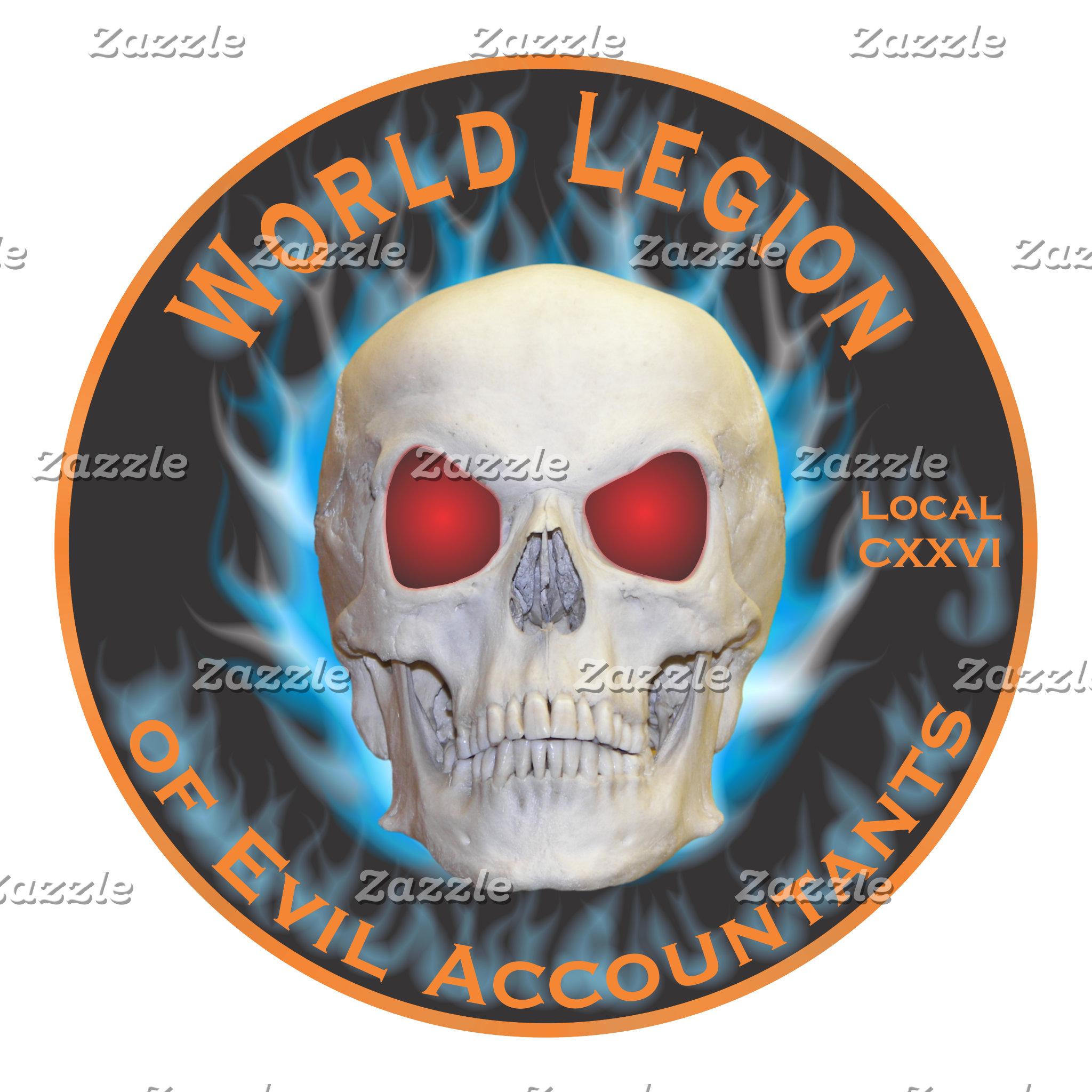 World Legion of Evil Accountants