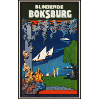 Bloeiende Boksburg