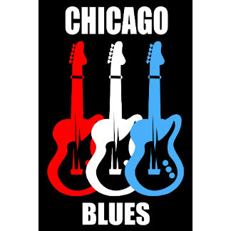 Chicago Blues guitars 2