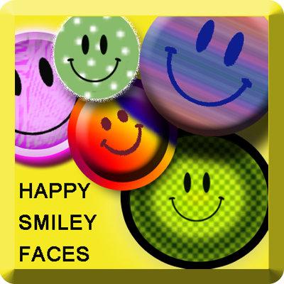 Happy Smiley Faces