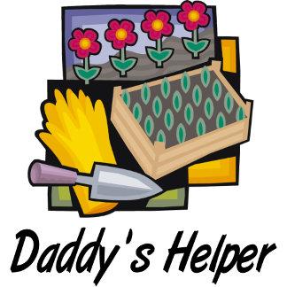 Daddy's Helper Gardening
