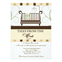 Baby Shower Invitations & Accessories