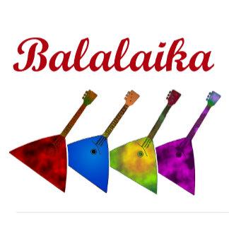Balalaika t-shirts & gifts