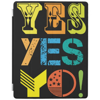 funky quotes iPad covers