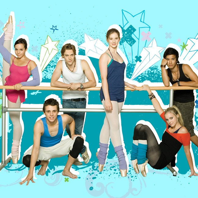 Dance Academy Cast Graphic