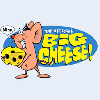 Big Cheese And Mouse