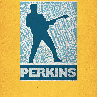 Million Dollar Quartet Perkins Type