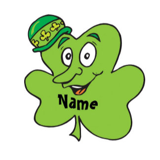 Personalized Irish Name T-Shirts