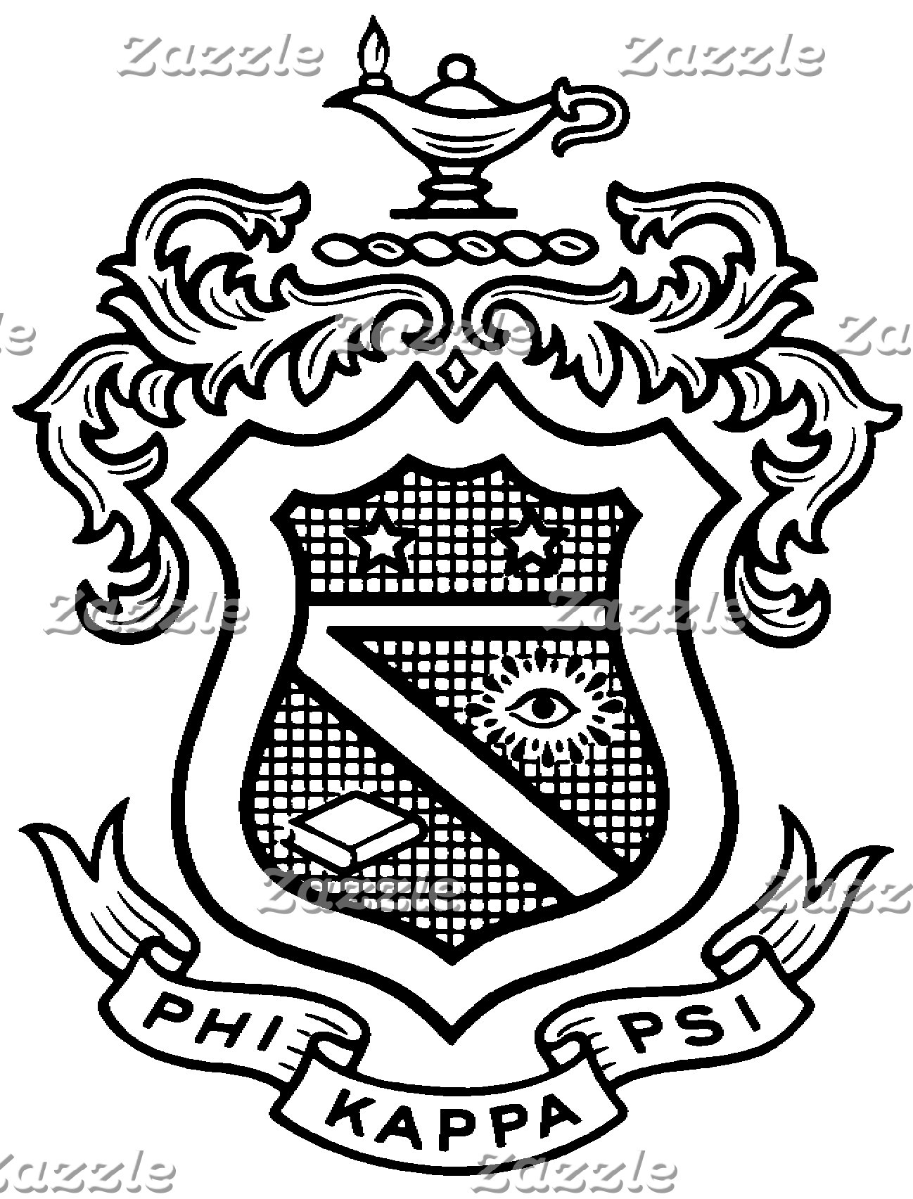 PKP Crest Black