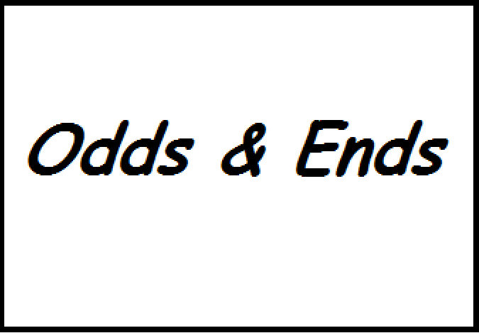 Odds & Ends