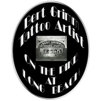Bert Grimm Tattoo Artist