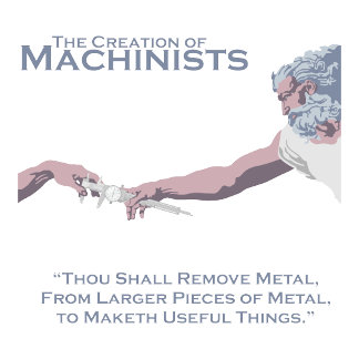 The Creation of Machinists