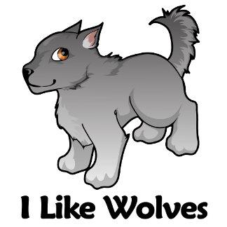 I Like Wolves
