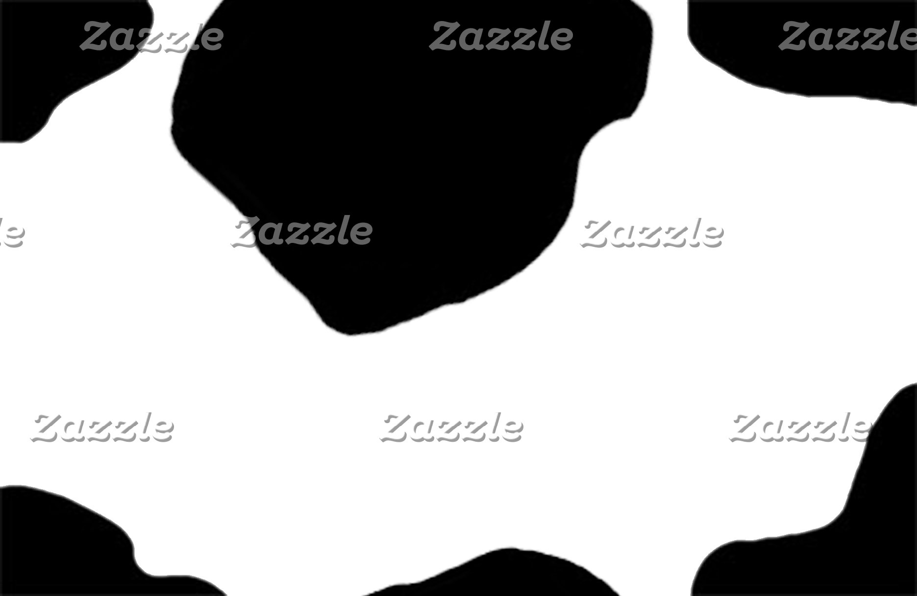 Holstein Cow Pattern