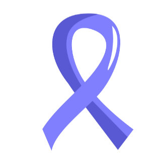 Thyroid Disease Light Blue Ribbon 3