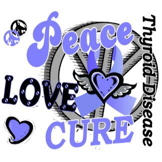 Peace Love Cure 2 Thyroid Disease