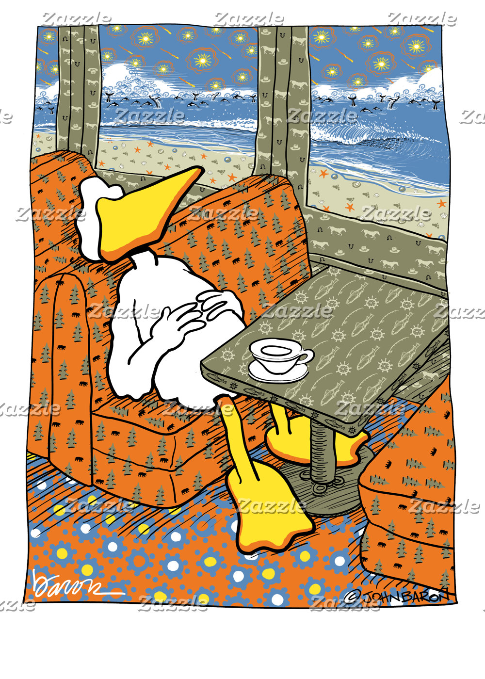 Duckaffeinated Dream