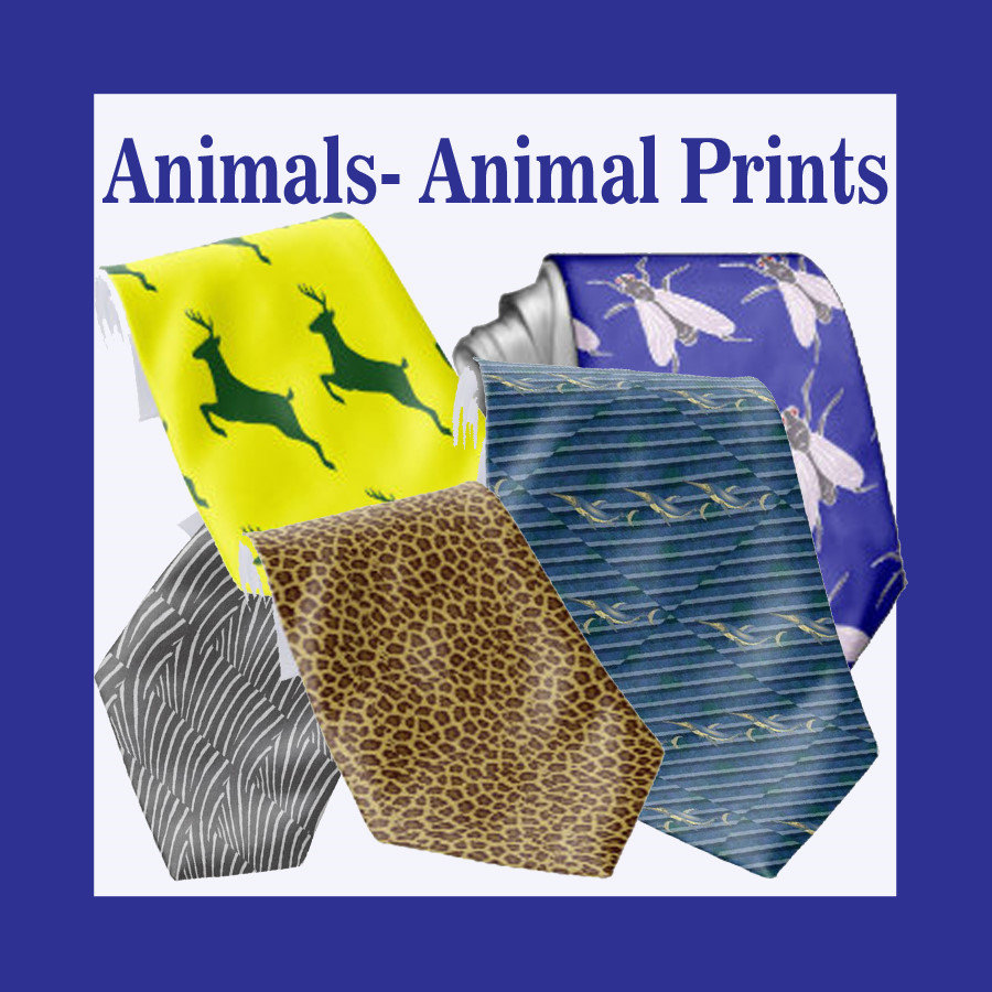 Animals-Animal Prints