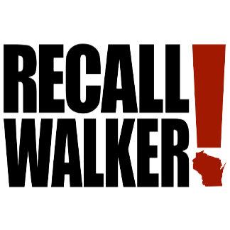 ➢ Recall Scott Walker!