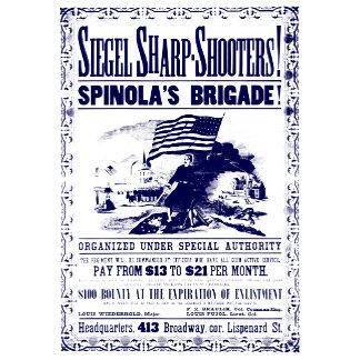 Civil War Recruitment Poster