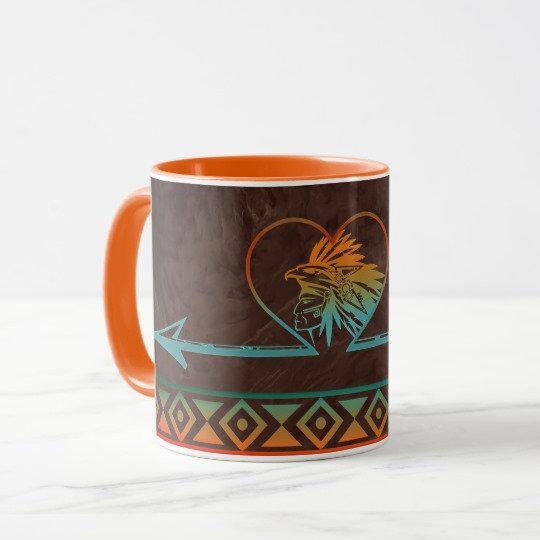 American Indian Mugs