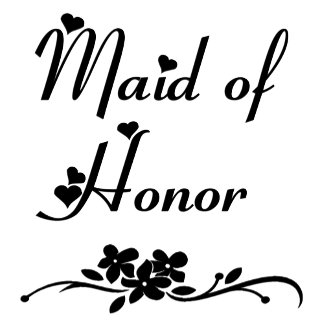A Classic Maid of Honor