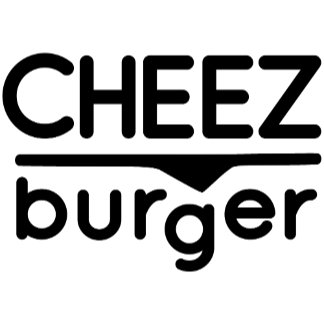 Cheezburger Logo (black)