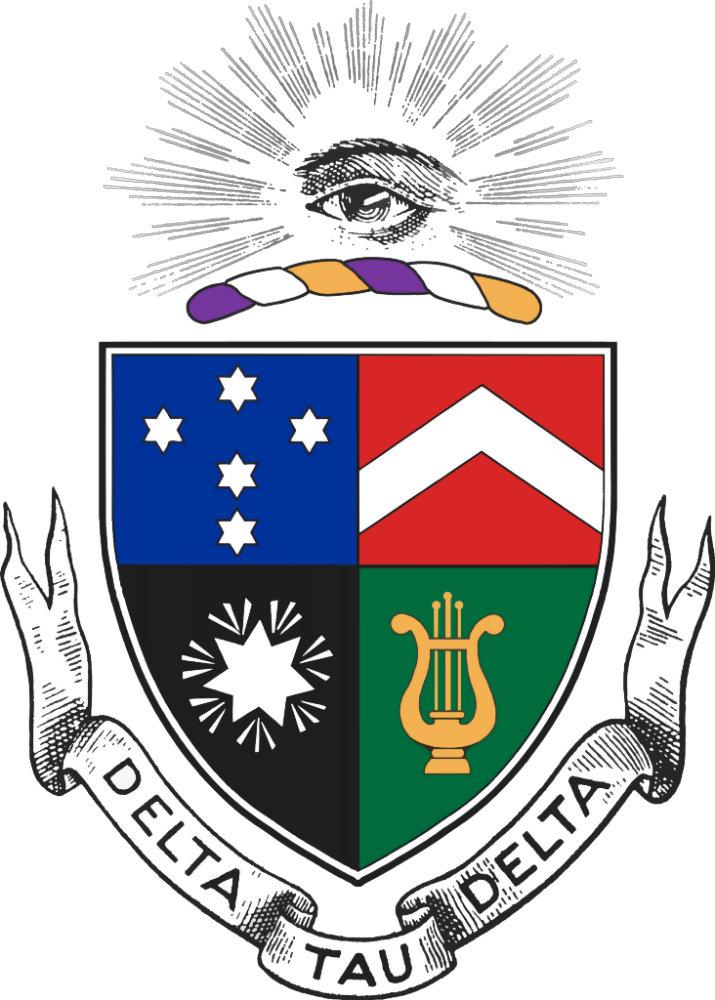 Delta Tau Delta Coat of Arms