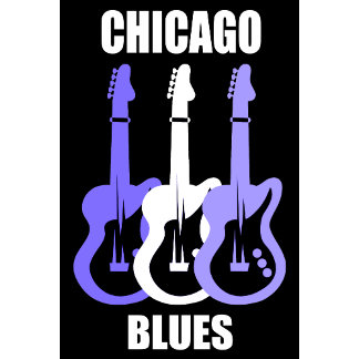 Chicago Blues guitars 1