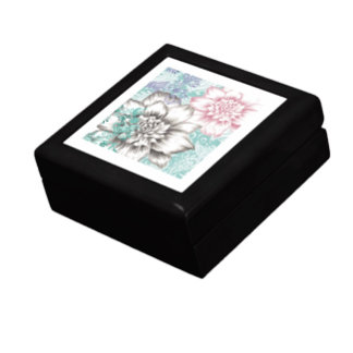 Keepsake & jewellery boxes