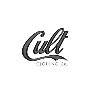 Cult Clothing Logo Collection