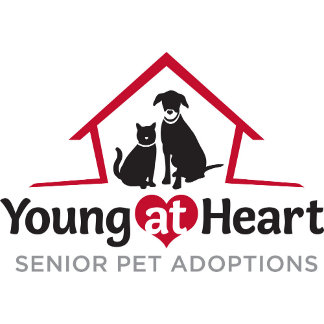 Young at Heart Pet Rescue Logo