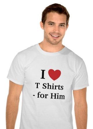 T Shirts - Him