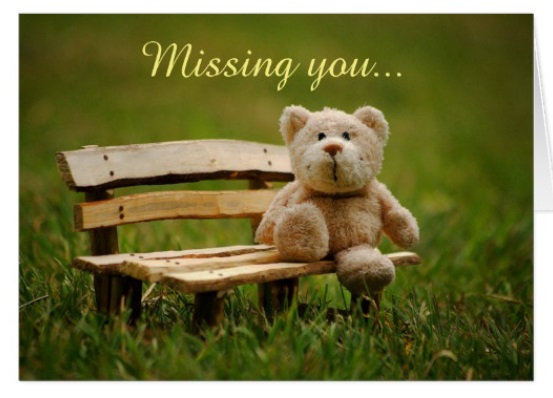 Missing You Cards