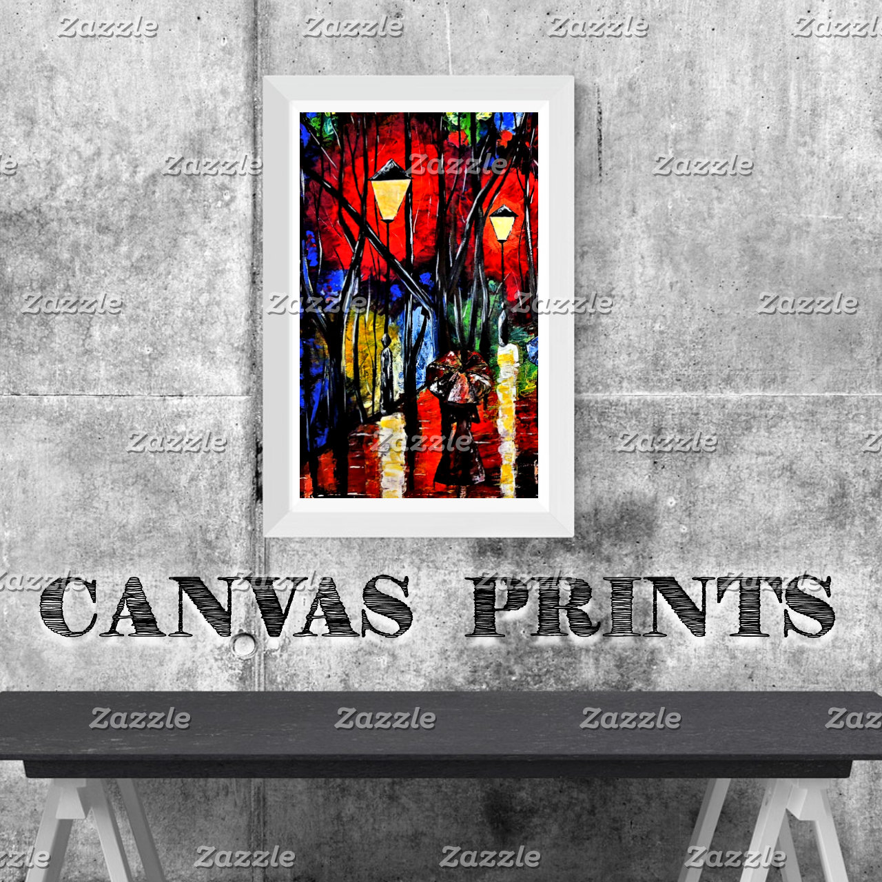 Art~Canvas Prints