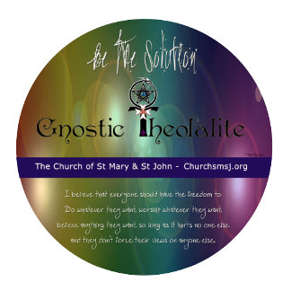 Gnostic Theolalite - Be The Solution