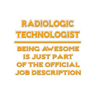 Radiologic Technologist .. Job Description