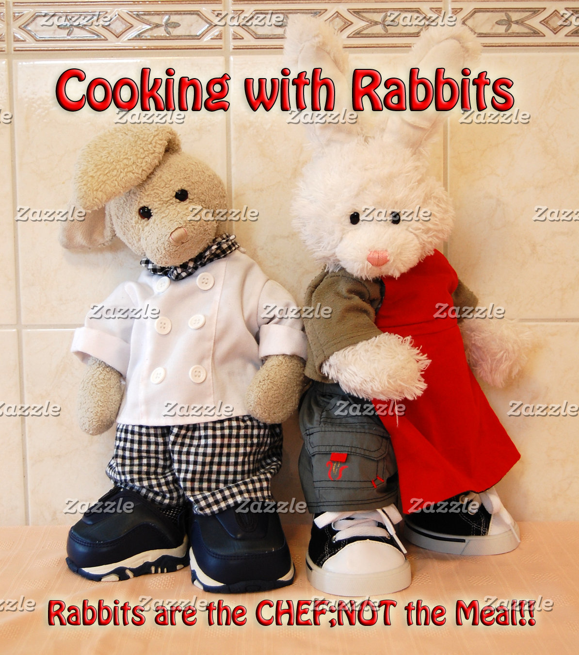 Cooking with Rabbits