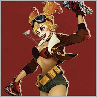 Harley Quinn Bombshell