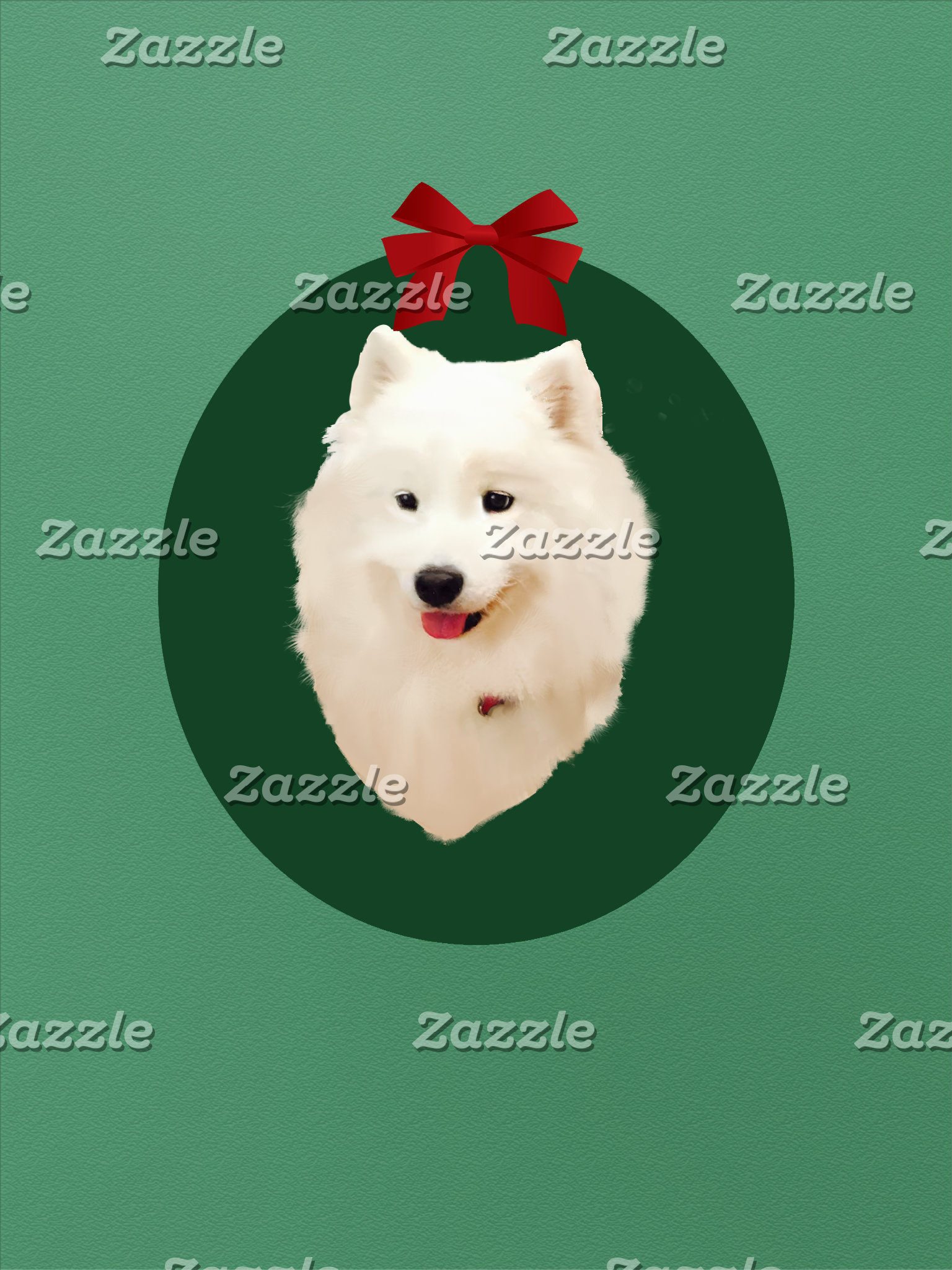 Samoyed Holiday Items