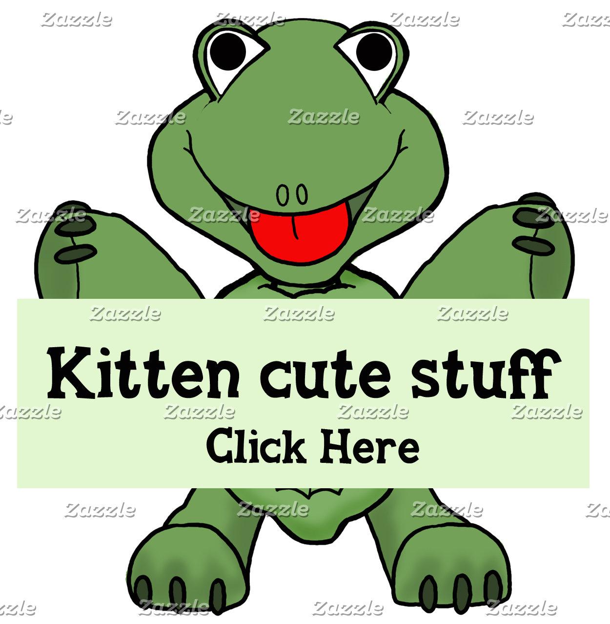 Kitten Cute Stuff