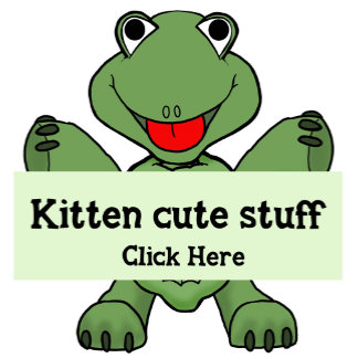 Kitten Cute Stuff