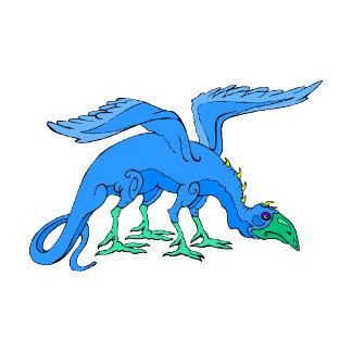 Blue Winged Bird Dragon