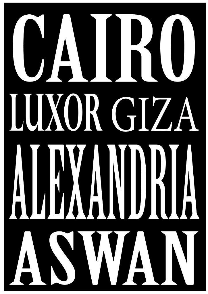 Typographical Art