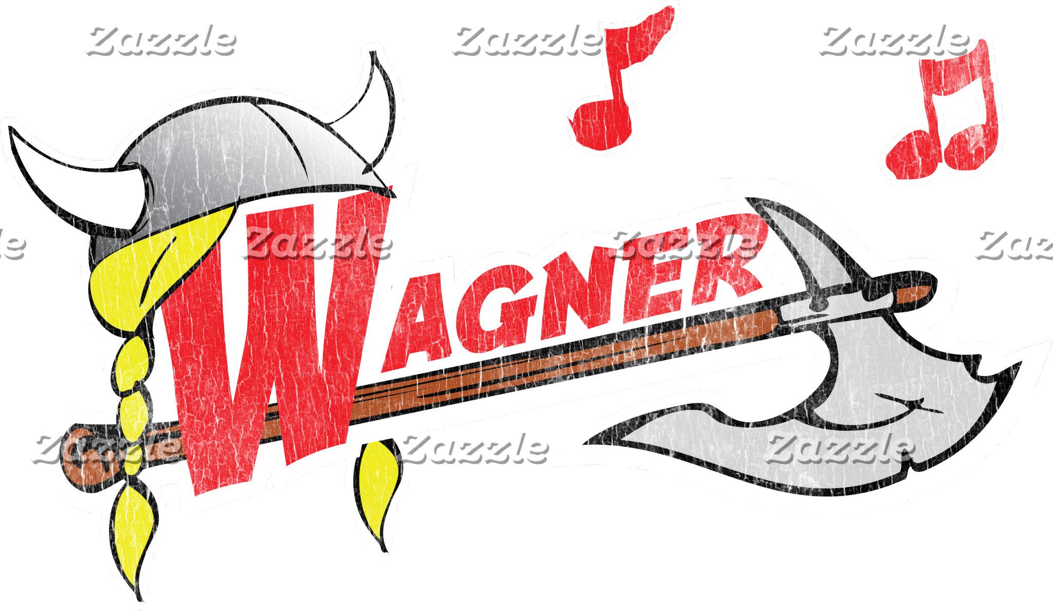 Richard Wagner (vintage-wash)
