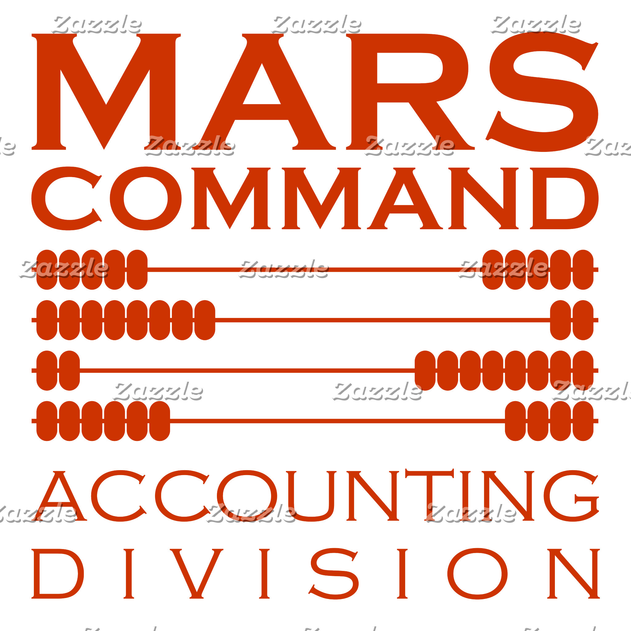 Mars Command Accounting Division