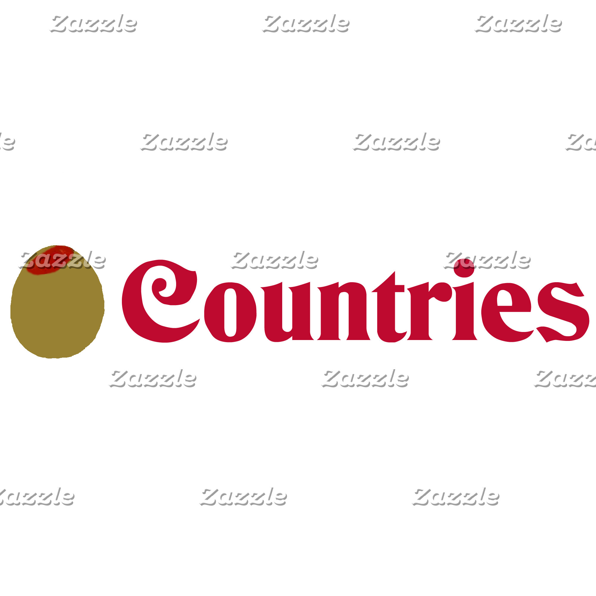 Olive (I Love) Countries