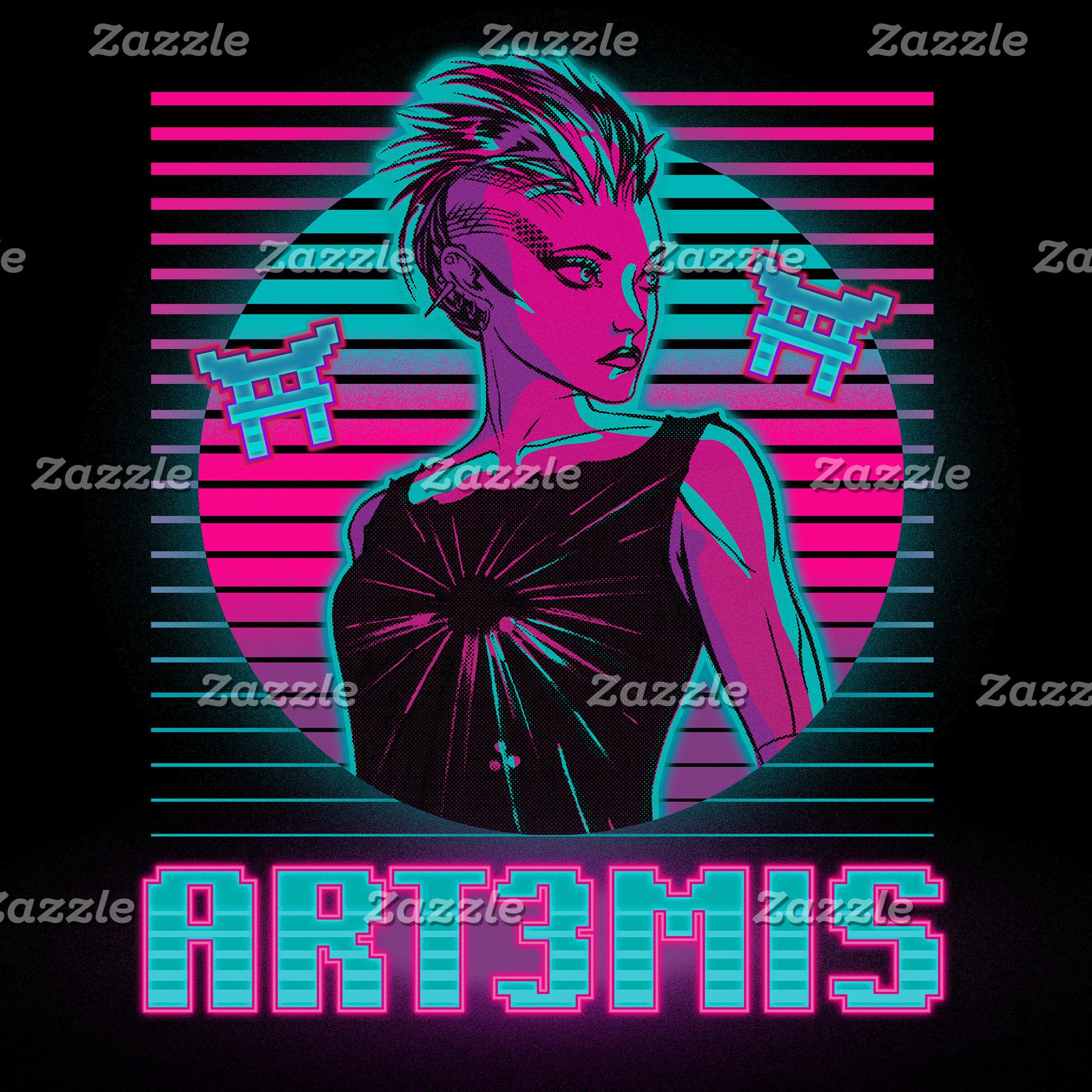 Art3mis Graphic