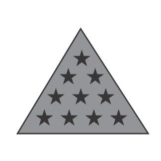 Sigma Pi Pyramid Gray