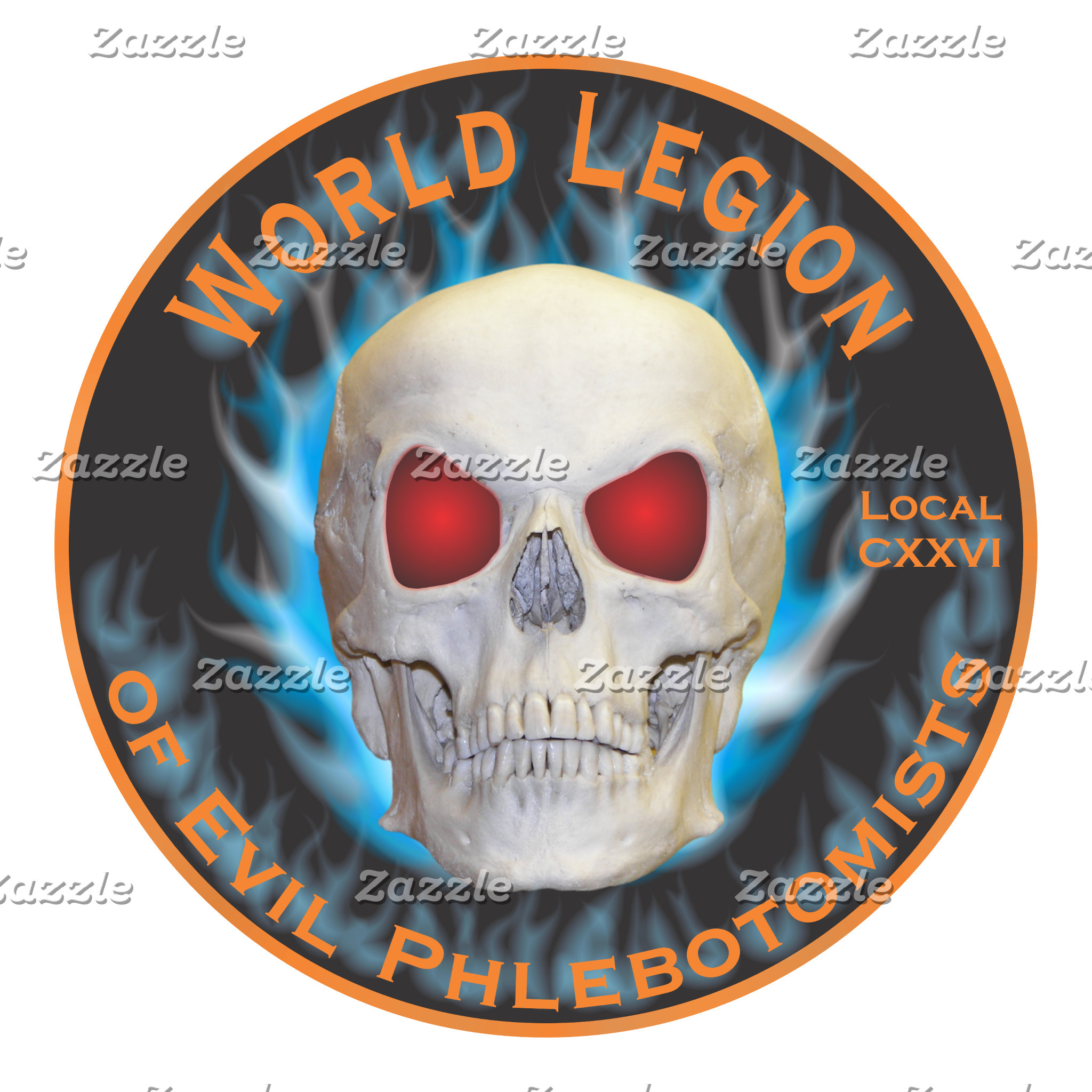 Legion of Evil Phlebotomists